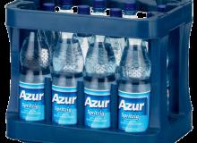 Mineralwasser Azur Spritzig